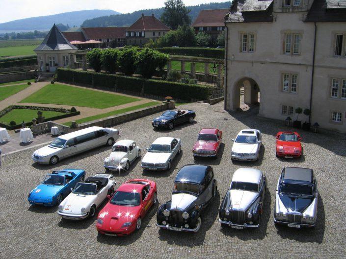 Oldtimer Mieten Hannover VipAutos Hochzeitsautos