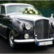 Bentley Oldtimer Hochzeitsauto mieten Hannover