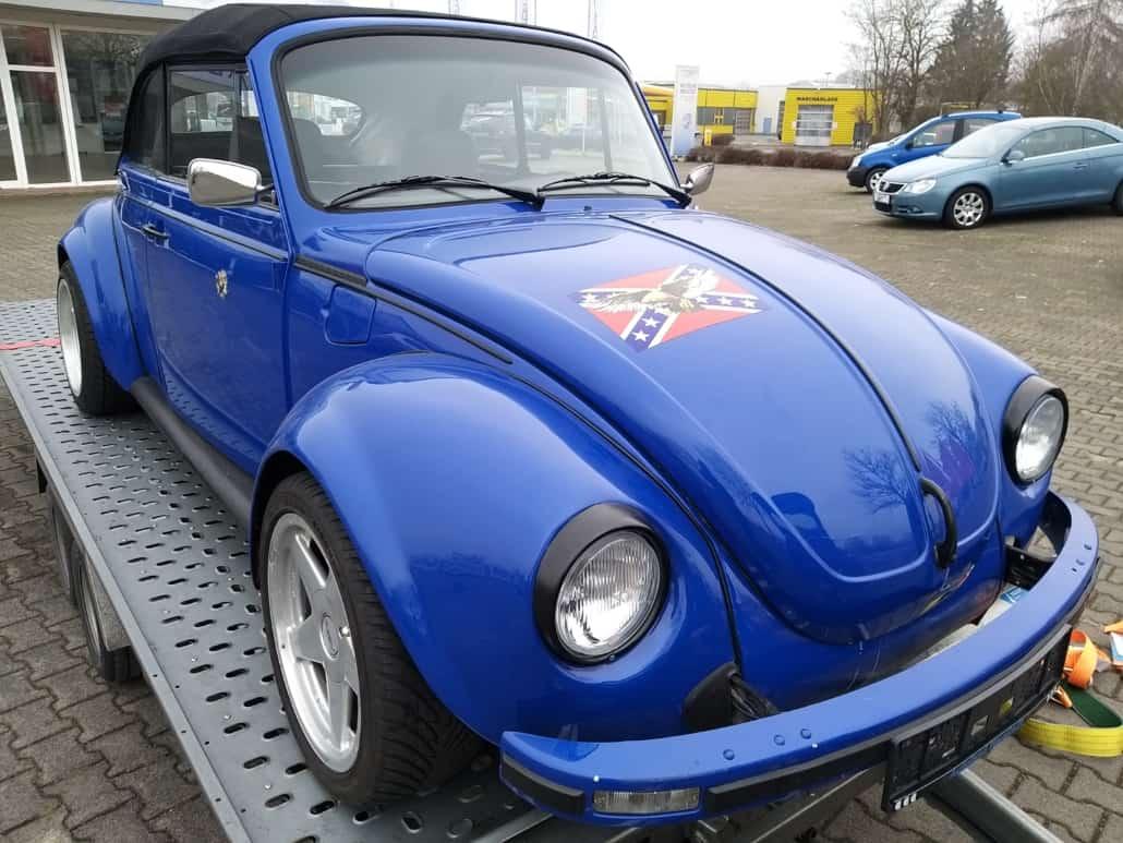 vw käfer 1303 blau  vipautos